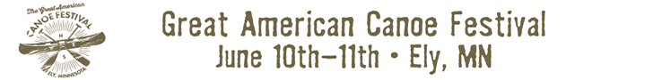 The Great American Canoe Festival
