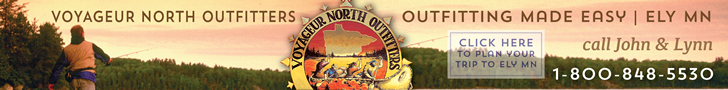 Voyageur North Canoe Outfitters