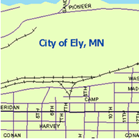 Ely Map